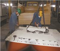 ماكينات الإنتاج الحربى تواجه الوباء بـ«22.5 مليون كمامة»