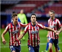 فيديو  أتلتيكو مدريد يعبر خيتافي ويواصل تصدره للدوري الإسباني