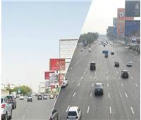 «انجاز كبير».. مراحل تطوير شارع الثورة بالقاهرة