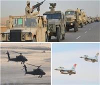حصاد 2020| القوات المسلحة تسحق «فلول» الإرهاب في سيناء.. وتطلق معركة التنمية