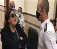 بدء محاكمة المتهمة بالتعدي على ضابط شرطة بمحكمة مصر الجديدة