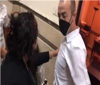 تشديدات أمنية أثناء نظر محاكمة المتهمة بالتعدي على ضابط شرطة
