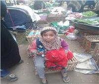 العثور على طفلة مجهولة الهوية في المنيا 