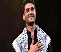 بعد سحب إسرائيل تصريح دخوله لفلسطين..«عساف» : افتخر بانتمائي لوطني