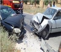مصرع وإصابة 5 أشخاص في حادث تصادم بمدينة نصر