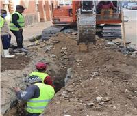 ٥ ملايين جنيه لإحلال وتجديد شبكات مياه الشرب بمدينة سوهاج
