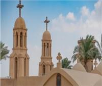 الكنائس تحتفل برأس السنة وتقتصر على الكهنة فقط