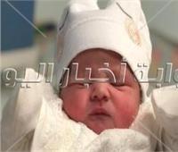 «زين».. أول مولود في ٢٠٢١