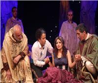 لجنة تحكيم «القومي للمسرح» تشاهد «المتفائل» بدون جمهور   صور