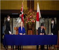 اتفاقية التجارة بين طوكيو ولندن تدخل حيز التنفيذ اليوم