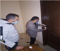 غلق 5 عيادات طبية و3 معامل تحاليل في حملة بالمنيا
