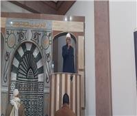 قيادات الأوقاف بالفيوم: خدمة بيوت الله وعمارتها أهم أولوياتنا