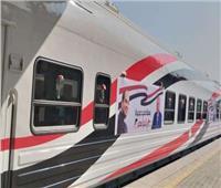 خاص| السكة الحديد: 110% نسبة الإشغال بالقطارات المكيفة والروسية خلال رأس السنة