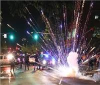 فيديو| أعمال شغب ليلة رأس السنة بولاية أوريجون الأمريكية