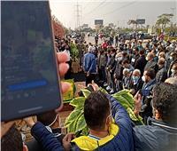 وصول جثمان وحيد حامد لـ«مسجد الشرطة»  .. فيديو