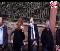 أخبار اليوم   إلهام شاهين تودع «وحيد حامد» بالدموع.. فيديو