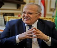 الخشت: بدء الدراسة بجامعة القاهرة من خلال أكبر منصة تعليمية