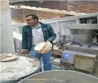 ضبط سلع مغشوشة بالبحيرة وتحرير 9 مخالفات لمخابز