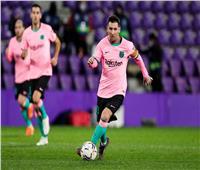 ميسي يشارك في مران برشلونة بعد تعافيه من الإصابة