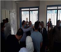 «مستفبل وطن» في طور سيناء لدعم مرضى كورونا | صور