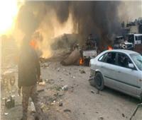 إعلام: انفجار سيارة مفخخة بمدينة رأس العين السورية