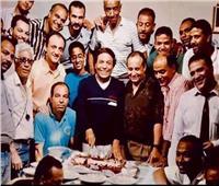 «الزعيم» يودع وحيد حامد: خسارة كبيرة للفن المصري والعربي