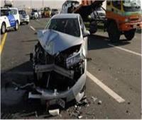 إصابة 8 أشخاص في حادثي سير  في بني سويف
