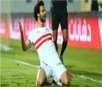 محمود علاء جاهز لمواجهة طلائع الجيش