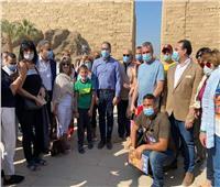 بعد افتتاح «الكباش».. خريطة فعاليات الأقصر السياحية لعام 2021