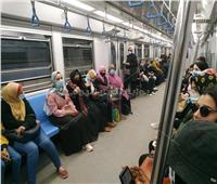 ساعات الذروة.. «تحدي» مترو الأنفاق في زمن كورونا