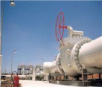 تسرب في خط الغاز الطبيعي بمدينة الواسطي ببني سويف