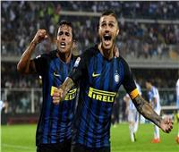 إنتر ميلان يكتسح كروتوني بسداسية ويتصدر الدوري الإيطالي