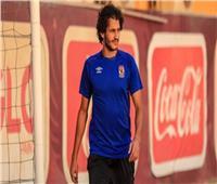 الجونة يعلن ضم العربي بدر لاعب الأهلي على سبيل الإعارة