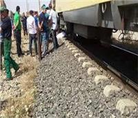 مصرع طالب أسفل عجلات القطار في بني سويف