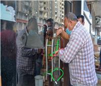 ٢١ ألف جنيه غرامات بالإسكندريةللمحال والمطاعم المخالفة