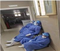 ألا تكفيك صورة هذه الممرضة.. الإفتاء تناشد الإلتزم بالإجراءات الاحترازية