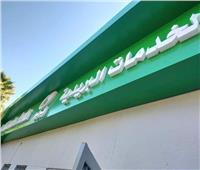 افتتاح مكتب بريد إبريم في أسوان