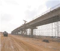 قطار «العاصمة» الكهربائي ينطلق أكتوبر.. وتنفيذ 71% من الأعمال الإنشائية