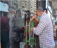 في اليوم الأول.. المحافظات تلتزم بتحصيل غرامة عدم ارتداء الكمامات