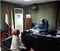 حوار  مستشار وزير التموين: إضافة المواليدلـ500 ألف بطاقة وجميع الخدمات أون لاين