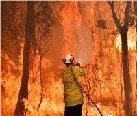 حريق ضخم غرب أستراليا.. والسبب مجهول