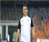 حسام البدري يجتمع بـ«أحمد مجاهد» في اتحاد الكرة