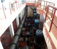 قطع المياه عن 3 أحياء بمدينة سوهاج