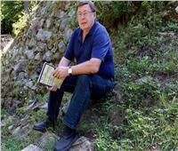 بالصور | وفاة عالم الآثار الأمريكي ديفيد ستاربوك