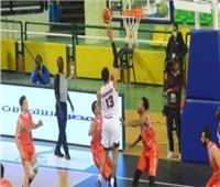 طلائع الجيش ينجح في تحقيق المركز السابع في دوري مرتبط كرة السلة