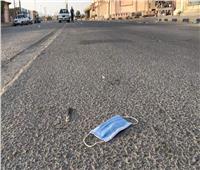 الإفتاء: إلقاء الكمامة بعد استعمالها في الطريق العام حرام شرعًا