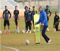 المصري يواصل تدريباته استعداداً لمواجهة زعيم الثغر