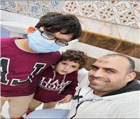 مبادرة خيرية لأطفال المنوفية لمساندة مرضى كورونا