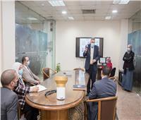 وزير الري ورئيس «التنظيم والإدارة» يتابعان إجراءات التحول الرقمي