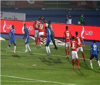 بانون يسجل الهدف الثالث للأهلي في شباك بطل النيجر بدوري الأبطال